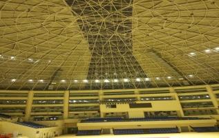 澄迈技术学院体育馆