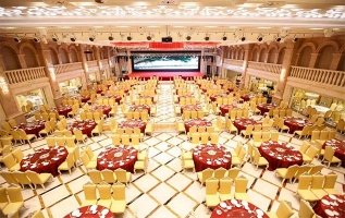 梅州客天下国际宴会厅